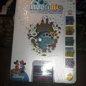 Disney storytime projector for smartphone.
